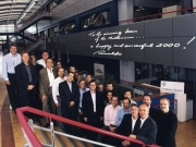 At GE I worked together with great colleagues and friends, from whom I could learn a lot
