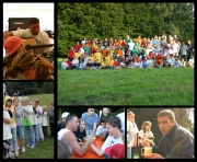 Today we have up to 100 kids in our summercamp